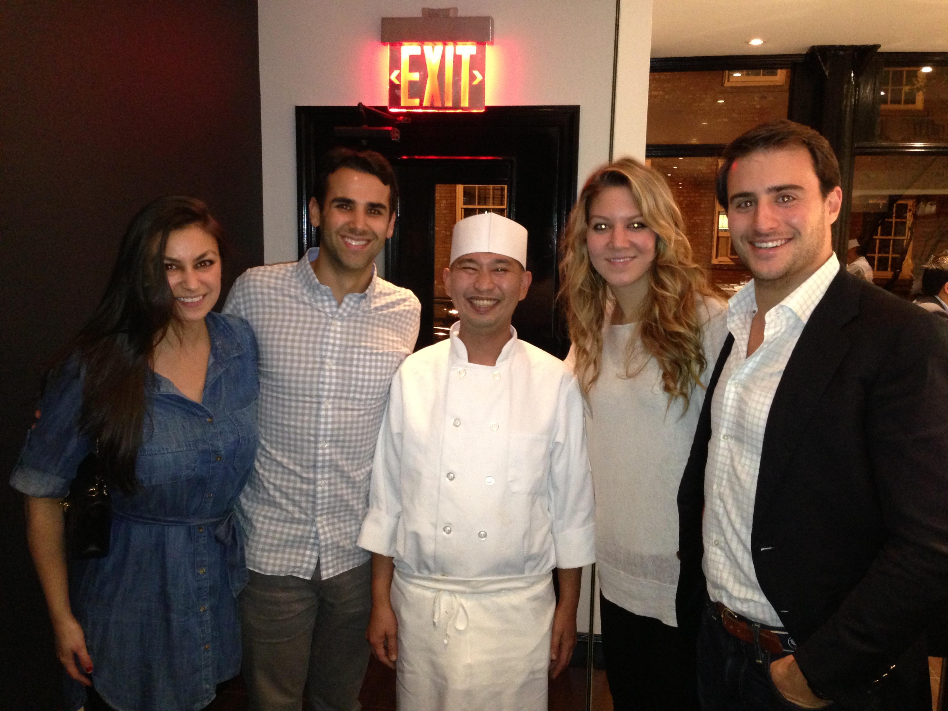 Sushi Nakazawa Dining Room Review