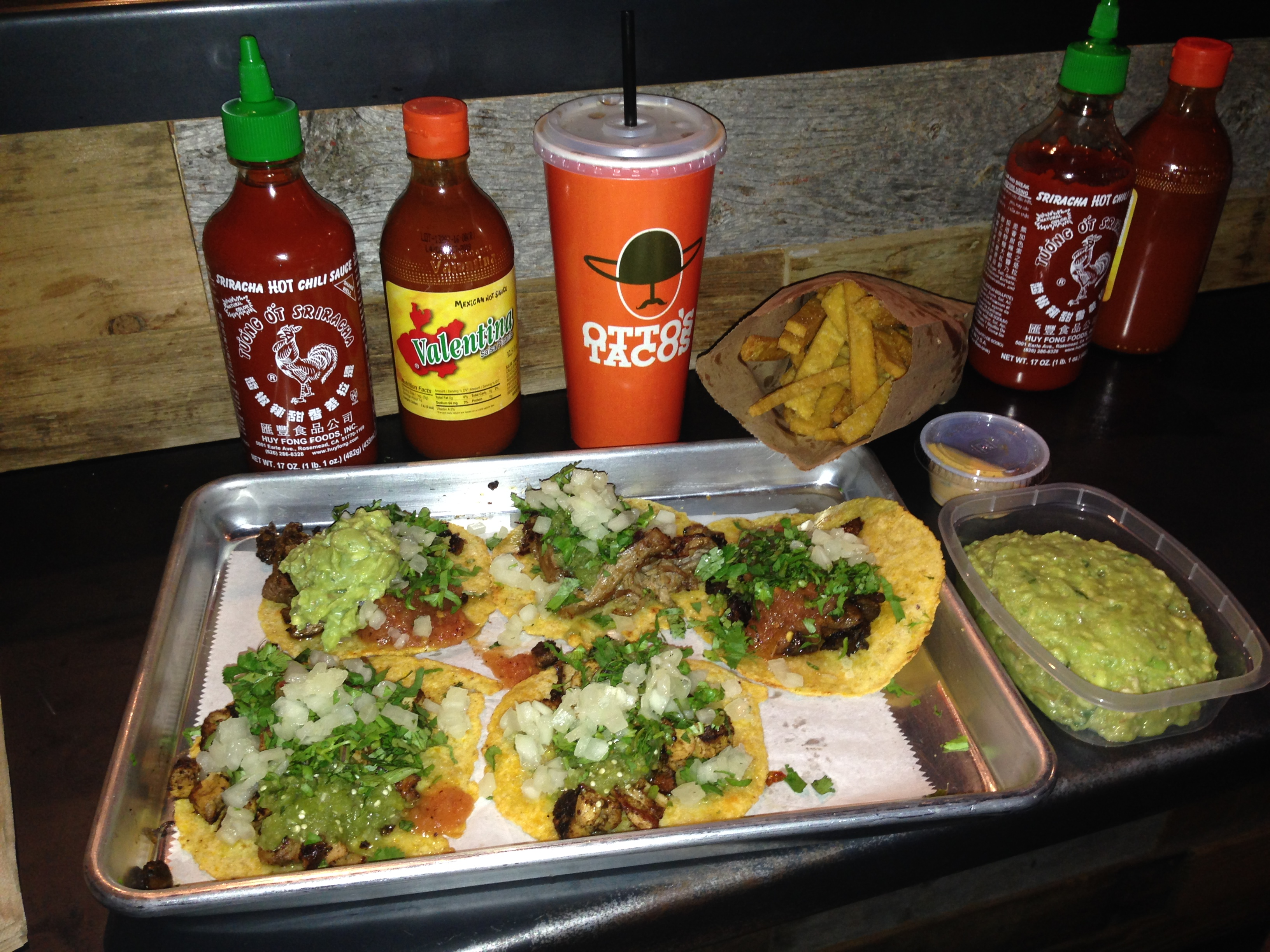 Otto's Tacos – NYC | THE EPICURIST