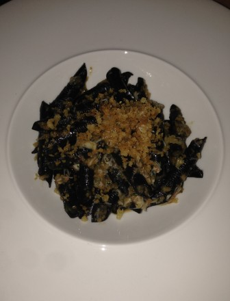 Garganelli with Crab