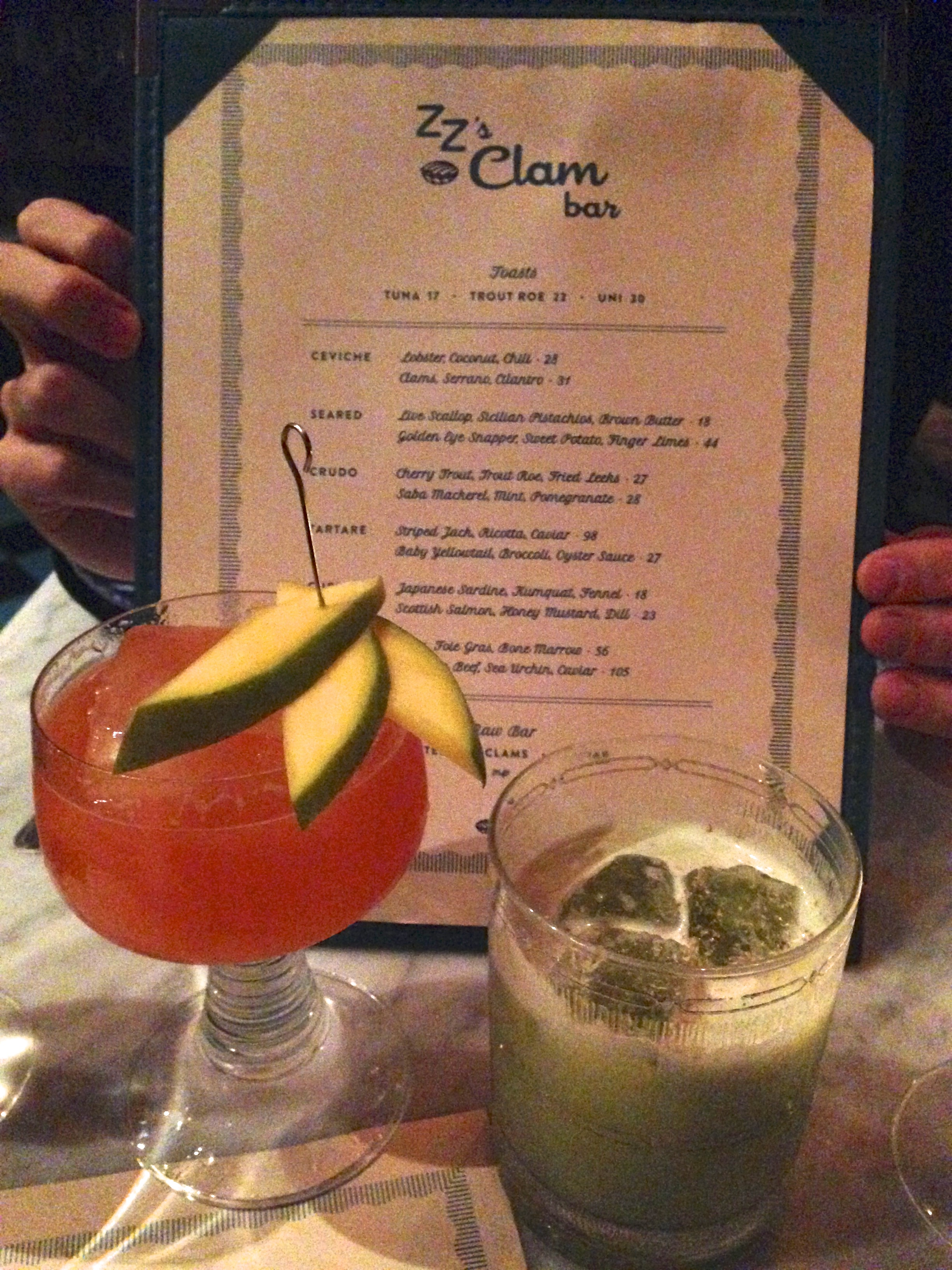 ZZ's Clam Bar – NYC | THE EPICURIST